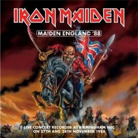Iron Maiden - Maiden England | 2CD