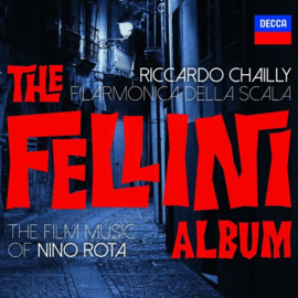 Nino Rota - The Fellini album | CD