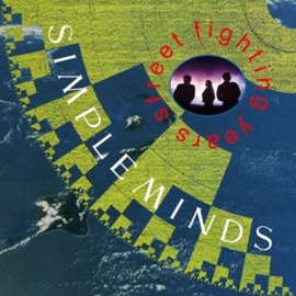 Simple Minds - Street Fighting Years | 2CD