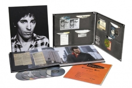 Bruce Springsteen - The ties that bind River collection    4CD + 3DVD boxset