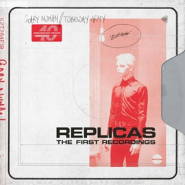 Gary Numan - Replicas | 2LP -coloured vinyl-