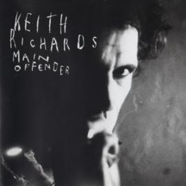 Keith Richards - Main Offender   LP  -Reissue-