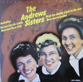 Andrews Sisters - Stars Of The Forties- 2e hands vinyl LP-