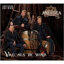 Ancora - Vrij als de wind | CD + DVD (deluxe edition)