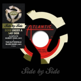 "Albert King & the Butterfield blues band - Born under a bad sign | 7"" single"