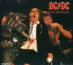AC/DC - If you want blood | CD