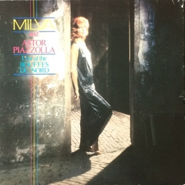 Milva  and \Astor Piazzolla - Live at the Bouffes du Nord | 2e hands vinyl LP