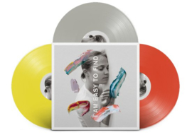 National - I Am Easy To Find | LP -Coloured-