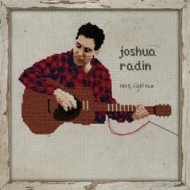 Joshua Radin - Here, Right Now   LP
