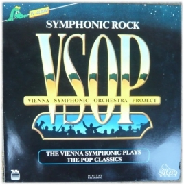 V-S-O-P - Vienna Symphonic Orchestra Project - The Vienna Symphonic Plays The Pop Classics    | 2e hands vinyl LP