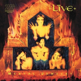 Live - Mental jewelry | 2CD -25th anniversary-