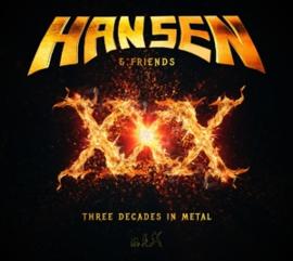 Kai Hansen ( Gamma Ray, Helloween) - XXX    2LP