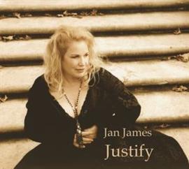 Jan James - justify   CD