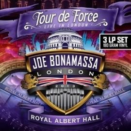 Joe Bonamassa - Tour de Force:  Live In London (The Royal Albert Hall)  | 3LP
