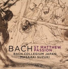 J.S. Bach - St Matthew Passion -Sacd- | CD