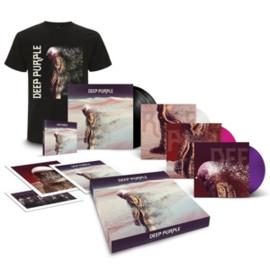 "Deep Purple - Whoosh! | CD/DVD/2LP/3X10""VINYL/T-SHIRT BOXSET"
