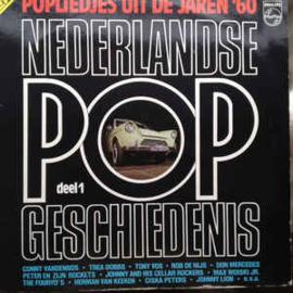 Various - Nederlandse Popgeschiedenis Deel 1  | 2e hands vinyl 2LP