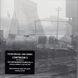 Steven Wilson/ Dirk Serries - Continuum II   2CD