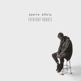 Damon Albarn -  Everyday robots   CD + DVD