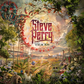 Steve Perry - Traces   CD