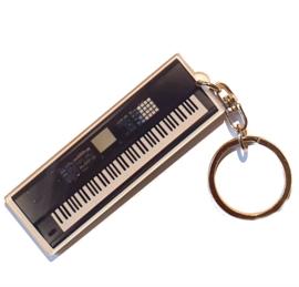 Sleutelhanger Keyboard (acryl)