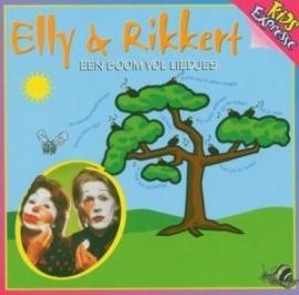 Elly & Rikkert - Een boom vol liedjes | CD