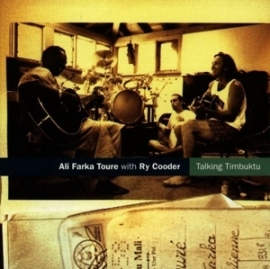 Ali Farka Toure feat Ry Cooder - Talking Timbuktu | LP
