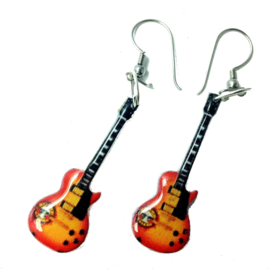 Oorbellen Guns n' Roses tribute