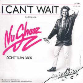 "Nu Shooz - I can't wait | 2e hands 7"" vinyl single"