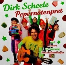 Dirk Scheele - Pepernotenpret -Sinterklaas liedjes- | CD