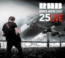 Ruben Hoeke Band - Twentyfive live | 2CD