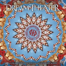 Dream Theater - Lost Not Forgotten Archives: a Dramatic Tour of Events   3LP+2CD