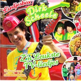 Dirk Scheele - Liedjesbox: Z'n Leukste Tv-liedjes | 2CD