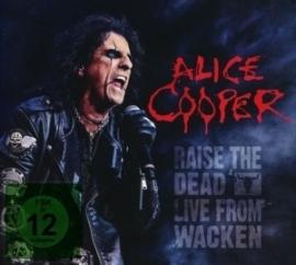 Alice Cooper - Raise the dead | 2CD + DVD