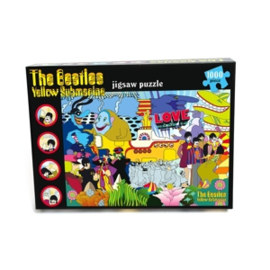 Beatles - Yellow Submarine  -Puzzle- | Puzzel 500pcs