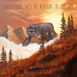 Weezer - Everything will be allright | CD