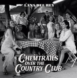 Lana Del Rey - Chemtrails Over The Country Club | LP -Coloured vinyl-