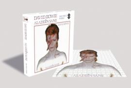 David Bowie - Aladdin Sane | Puzzel 500pcs