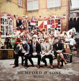 Mumford & Sons - Babel -  LP