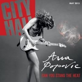 Ana Popovic - Can you stand the heat | CD