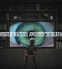 Roger Waters - Amused to death | CD + Blu-Ray(audio) -rremastered-