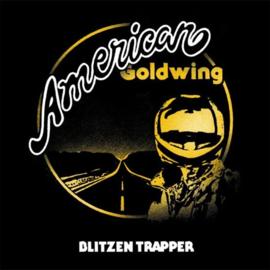 Blitzen Trapper - American goldwing | CD -Hoes heeft restje lijm van sticker