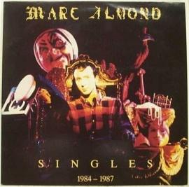 Marc Almond - Singles 1984-1987   - 2e hands vinyl LP-