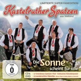 Kastelruther Spatzen - Die sonne scheint für Alle | CD + DVD