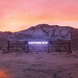 Arcade fire - Everything now | CD -day version-