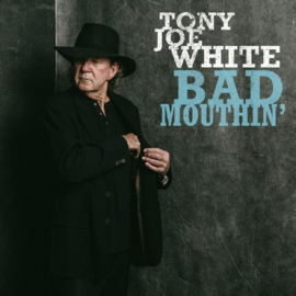 Tony Joe White - Bad mouthin'  | 2LP -coloured vinyl- (blue)