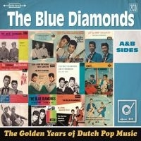 Blue Diamonds -  Golden years of Dutch Pop Music | 2CD
