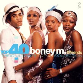 Boney M and friends- Top 40 | 2CD