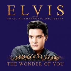 Elvis Presley - Wonder of you | CD