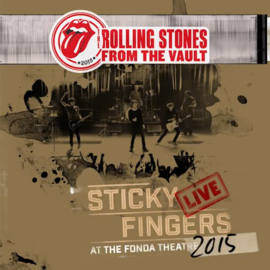 Rolling Stones - Sticky fingers live at the Fonda Theatre 2015 |3LP+DVD